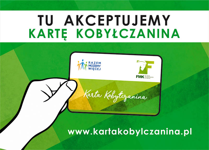 Karta Kobyłczanina w Love Finance